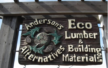 Anderson's Alternatives Eco-Lumber Company