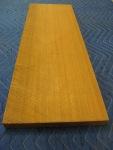 #48 Quadruple Thick Buckskin Redwood Top Blank $99