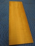 #55 Double Thick Buckskin Redwood Top Blank $49