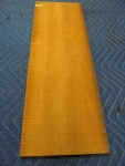 #49 Double Thick Buckskin Redwood Top Blank $49