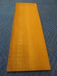#51 Double Thick Buckskin Redwood Top Blank $49