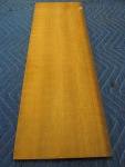 #53 Double Thick Buckskin Redwood Top Blank $49